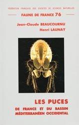 Souvent acheté avec Moustiquaires imprégnées et résistance des moustiques aux insecticides, le Les puces de France et du bassin méditerranéen occidental