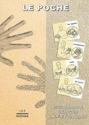 Dernières parutions sur Langue des signes, Le poche dictionnaire bilingue LSF / français