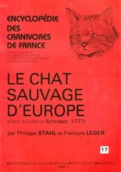 Le chat sauvage d'Europe