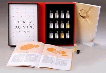 Dernières parutions dans Nez du vin, Les vins blancs et champagnes 12 arômes