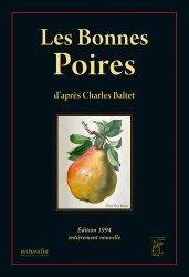 Souvent acheté avec Pommes, le Les bonnes poires d'après Charles Baltet