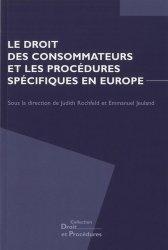 Dernières parutions dans Droit et Procédures, Le droit des consommateurs et les procédures spécifiques en Europe