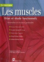Souvent acheté avec Médecine du sport, le Les muscles  bilan et étude fonctionnels
