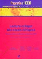 Souvent acheté avec Infectiologie - Parasitologie, le Lecture critique des essais cliniques