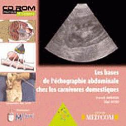 Souvent acheté avec Échographie et Doppler du chien et du chat, le Les bases de l'échographie abdominale chez les carnivores domestiques