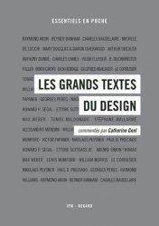 Dernières parutions sur Design - Mobilier, Les grands textes du design
