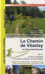 Dernières parutions dans guide de poche du randonneur, Le chemin de Vézelay ou Via Lemovicensis