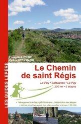 Dernières parutions dans guide de poche du randonneur, Le chemin de saint Régis