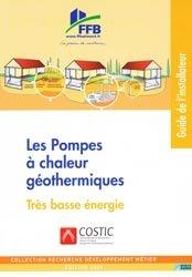 Dernières parutions dans Recherche développement métier, Les pompes à chaleur géothermiques