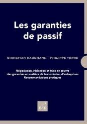 Dernières parutions sur Transmission et reprise d'entreprise, Les garanties de passif. 5e édition