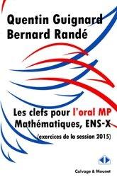 Dernières parutions dans Im-et-Ker, Les clefs pour l'oral MP