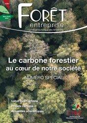 Dernières parutions sur Gestion des exploitations, Le carbone forestier au coeur de notre société