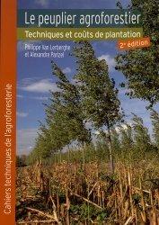 Dernières parutions sur Sciences de la Vie, Le peuplier agroforestier