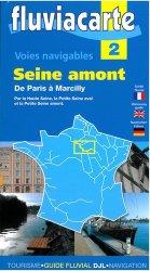 Dernières parutions dans Fluviacarte, Les voies navigables Seine amont