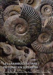 Dernières parutions sur Sciences de la Terre, Les grammoceratinae du toracien supérieur