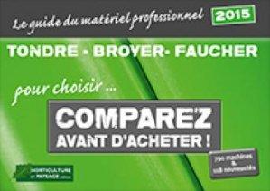 Dernières parutions sur Entretien des espaces verts, Le guide du matériel professionnel 2015