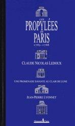 Souvent acheté avec Emile Aillaud, le Les Propylées de Paris 1785-1788