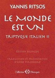 Dernières parutions sur Livres bilingues, Le monde est un