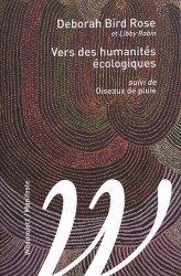 Dernières parutions sur Economie et politiques de l'écologie, Les humanités écologiques