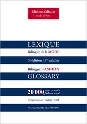 Dernières parutions sur Anglais spécialisé, Lexique bilingue de la mode