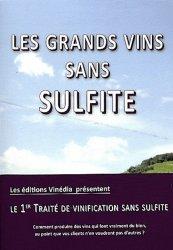 Dernières parutions sur Viticulture naturelle, Les grands vins sans sulfite