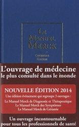 Souvent acheté avec Précis de thérapeutique homéopathique, le Le manuel Merck