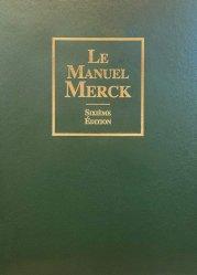 Dernières parutions sur Gériatrie, Le manuel Merck