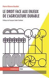 Souvent acheté avec Biocontrôle en protection des cultures, le Le droit face aux enjeux de l'agriculture durable