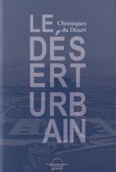 Dernières parutions sur Espaces urbains, Le désert urbain