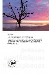 Dernières parutions sur Psychopathologie, Le handicap psychique