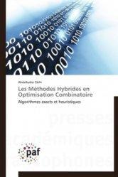 Dernières parutions sur Maths et informatique, Les Méthodes Hybrides en Optimisation Combinatoire