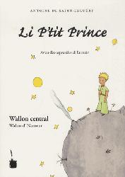 Souvent acheté avec Le Petit Prince, le Le Petit Prince en Wallon d'Nameur