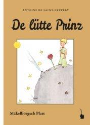 Dernières parutions sur Le Petit Prince dans toutes les langues, Le Petit Prince en Mäkelbörgsch Platt