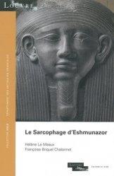 Dernières parutions sur Art islamique et Proche-Orient, Le sarcophage d'Eshmunazor