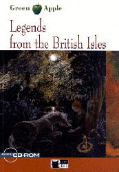 Dernières parutions dans Green Apple, Legends from the British Isles