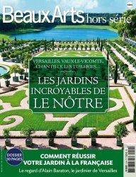 Dernières parutions dans Hors-série, Les jardins incroyables de Le Nôtre