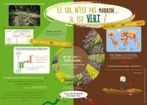 Dernières parutions sur Agriculture - Agronomie, Le sol n'est pas marron... il est vert !