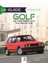 Dernières parutions dans Le guide, Le guide de la Golf