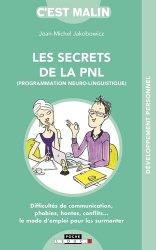 Dernières parutions dans C'est malin poche, Les secrets de la PNL