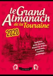 Dernières parutions sur Voyager par région, Le Grand Almanach de la Touraine 2020
