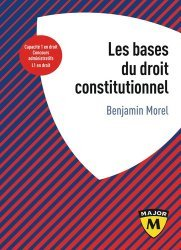 Dernières parutions sur Constitution, Les bases du droit constitutionnel