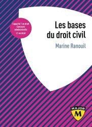Dernières parutions sur Introduction historique au droit, Les bases du droit civil