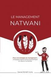 Dernières parutions sur Économie et politiques de l'écologie, Le Management Natwani