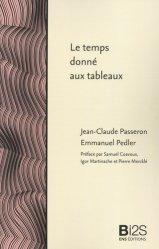 Dernières parutions sur Muséologie, Le temps donné aux tableaux. Une enquête au musée Granet, augmentée d'études sur la réception de la peinture et de la musique