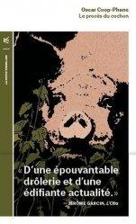 Dernières parutions dans La petite Vermillon, Le Procès du cochon