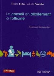 Dernières parutions dans Pro-officina, Le conseil en allaitement à l'officine