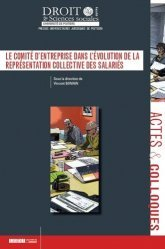 Dernières parutions dans Faculté de Droit et des Sciences sociales, Le comité d'entreprise dans l'évolution de la représentation collective des salariés