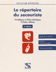 Dernières parutions dans Répertoire, Le répertoire du secouriste