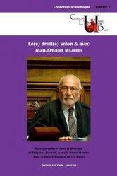Dernières parutions dans L'unité du droit, Le(s) droit(s) selon & avec Jean-Arnaud Mazères