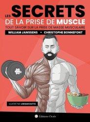 Dernières parutions sur Technique et entraînement, Les secrets de la prise de muscle. Tout savoir sur la prise de masse musculaire